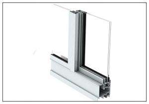 detalle ventana corrediza es 2000 - 2